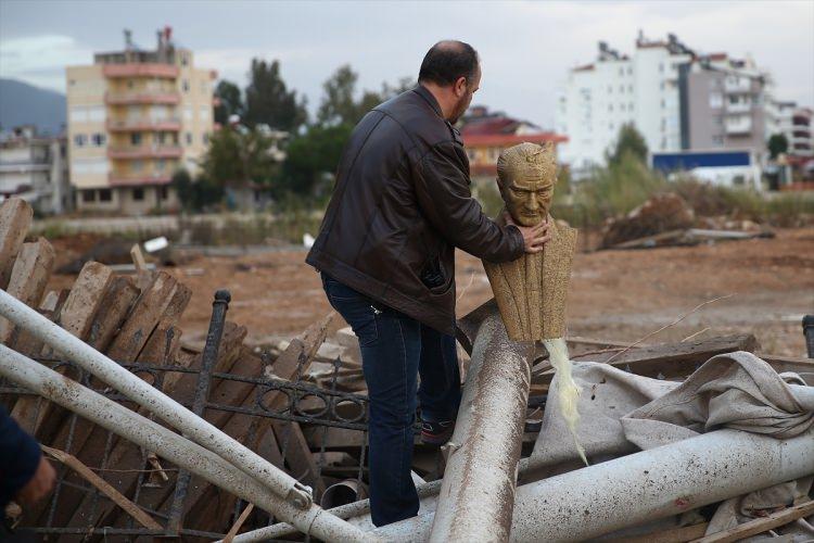 Antalya'daki felaket büyük hasara yol açtı