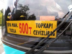 DenizBank'ın yeni reklam filminde başrol 500T Hattı